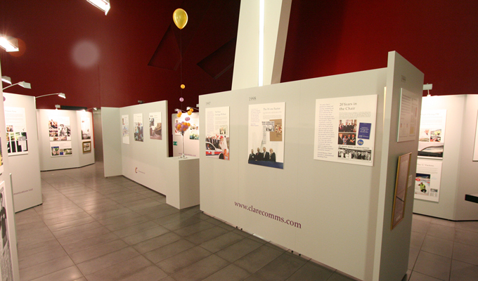 Portable Exhibition Walls