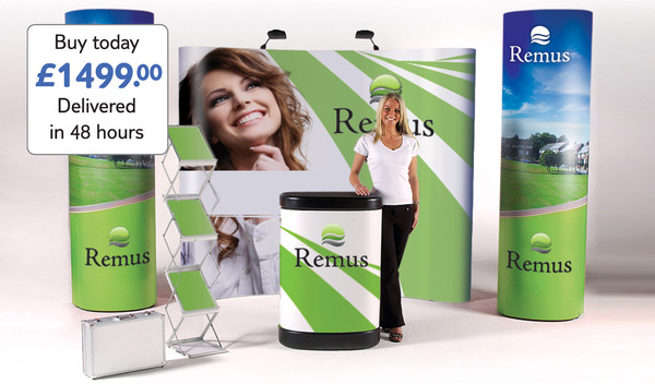 Pop Up Display Bundle 4