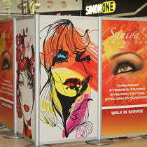 Exhibition Graphic Panels