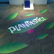 Internal Floor Graphics