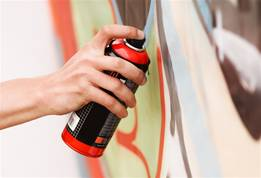 Anti-Graffiti Laminate Film