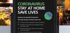 Image for How we're helping convey Coronavirus information clearly during the pandemic Story
