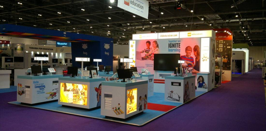 Simple Exhibition Stand Goals : Exhibition stands made easy the image group manchester
