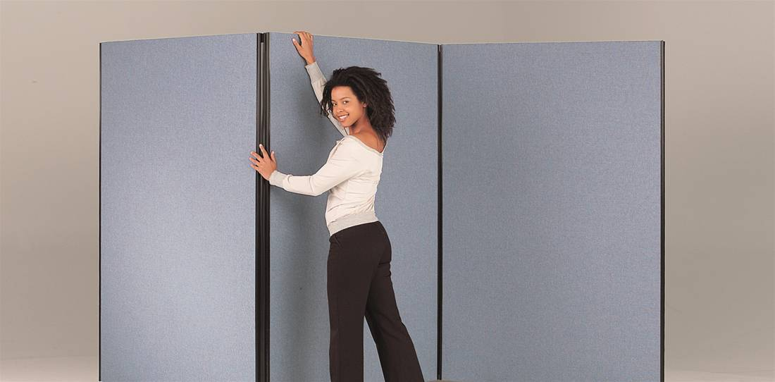 Portable Room Dividers Image 1