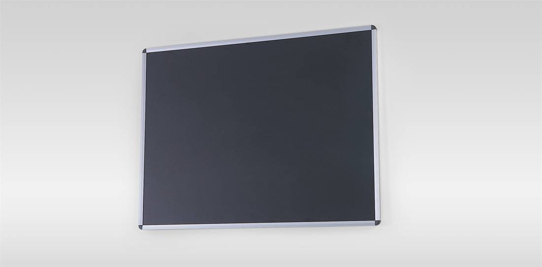 Aluminium Framed Chalk Board Image 1