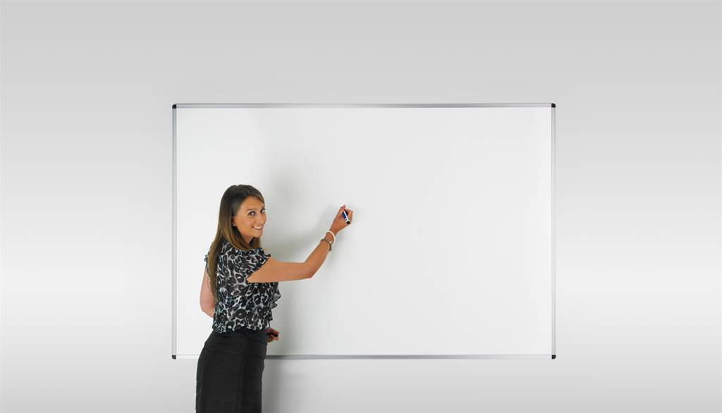 Wall Mounted Whiteboard The Image Group Manchester