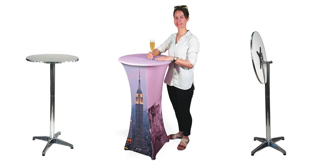 Bellini Freestanding Table Image 1