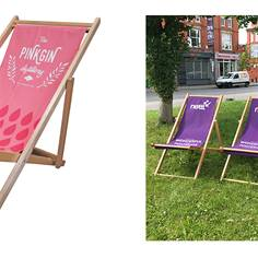Image for Bondi Personalised Deck Chair Story