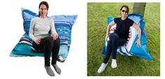 Image for Island Personalised Beanbag Story