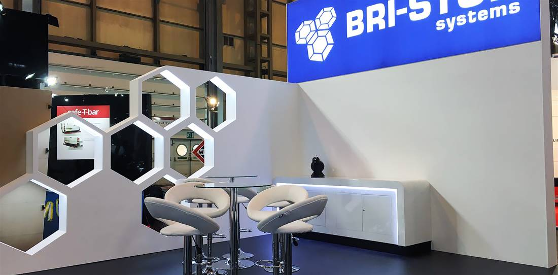 Exhibition stands the image group manchester for Office design exhibitions