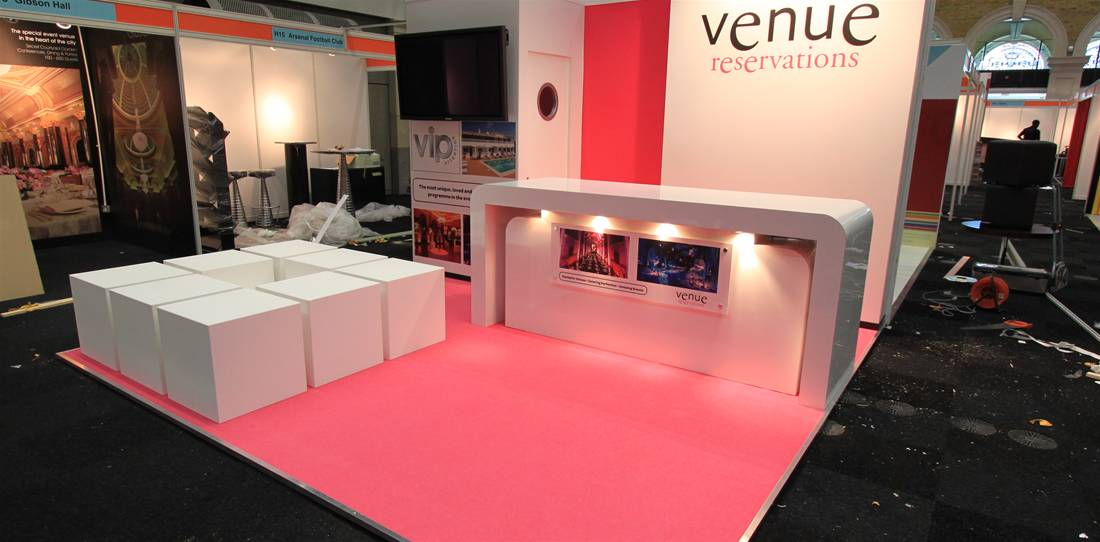 Exhibition Stand Reception Desk : Reception desks the image group manchester