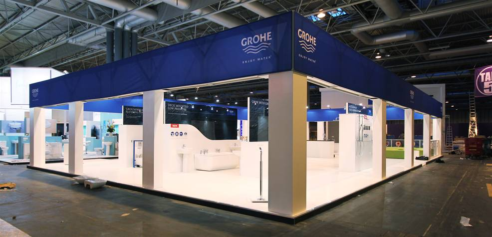 Wedding Exhibition Stand : Exhibition stand design the image group manchester