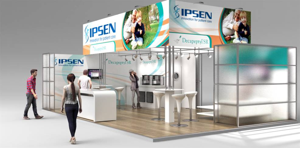 Exhibition Stand Visuals : Open space exhibition stands the image group manchester