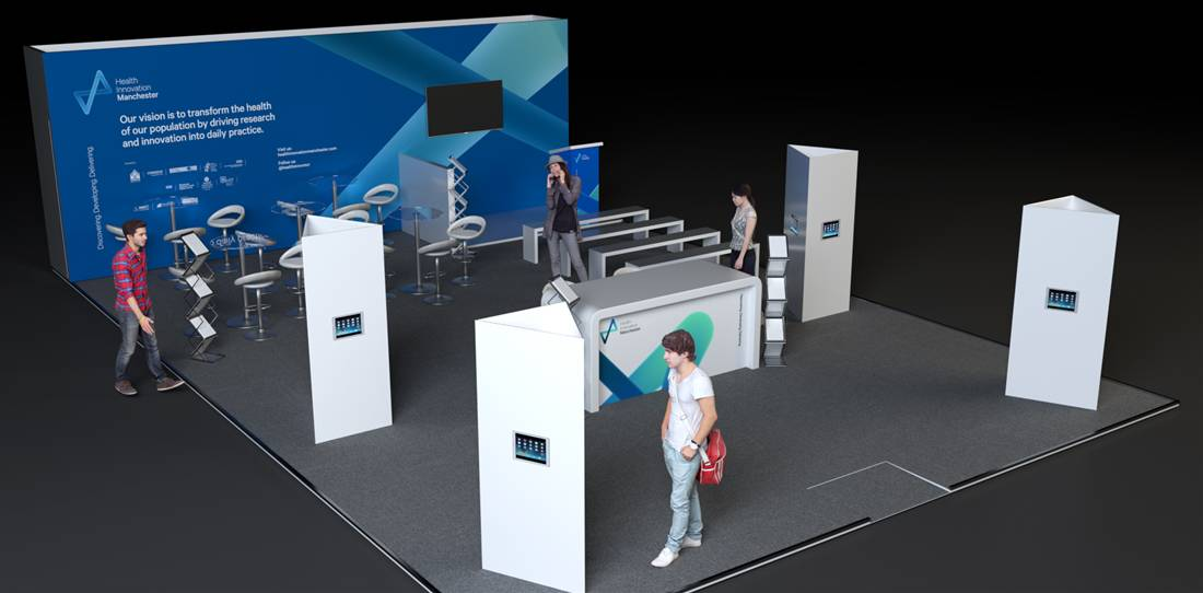Exhibition Stand Design And Build Manchester : Exhibition greater manchester nhs shared services gmss
