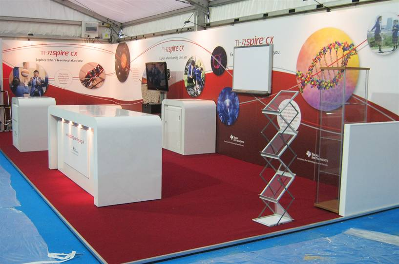 Your 2014 Exhibition Stand - The Pain and the Pleasure! Image 4
