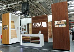 Image for Exhibition for Silva Timber is a Grand Designs award winner! Case Study