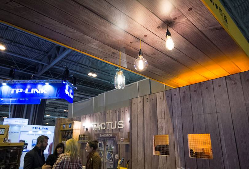 Tactus exhibit at The Gadget Show Live Image 7