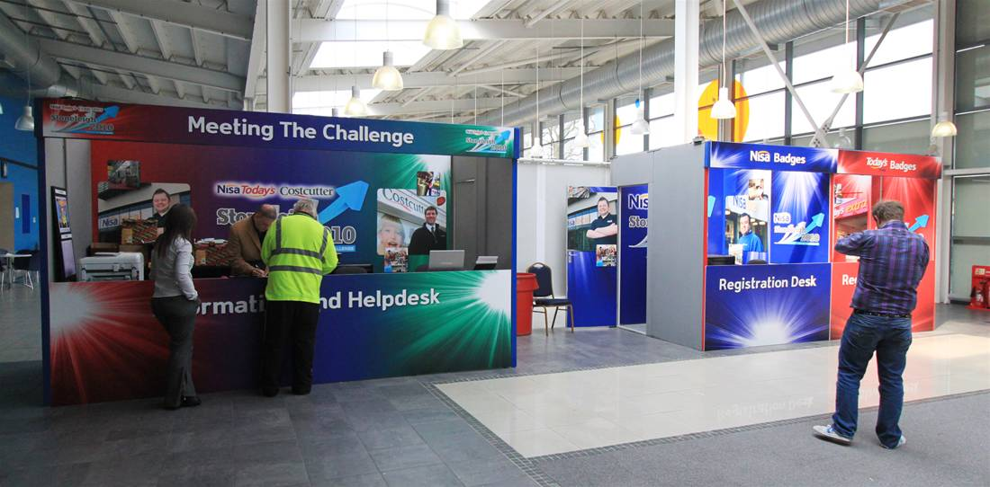 Exhibition Booths Image 1