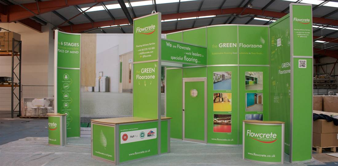 Modular Exhibition Stands Image 7