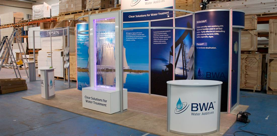 Modular Exhibition Stands Image 13