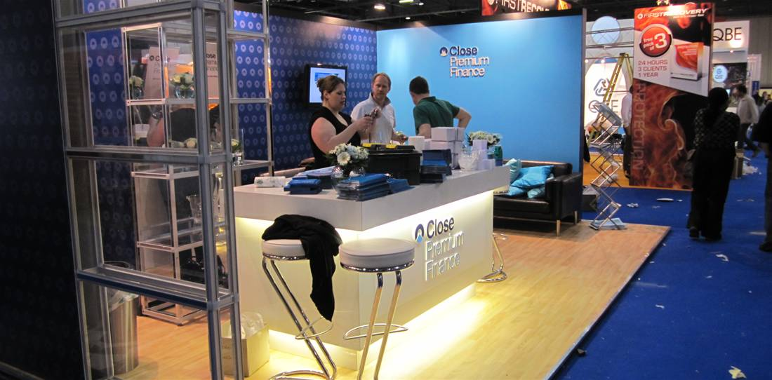 Modular Exhibition Stands Image 16