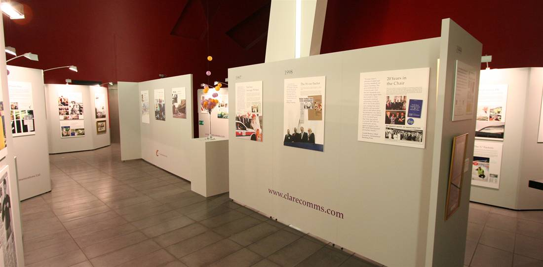 Portable Exhibition Walls Image 4