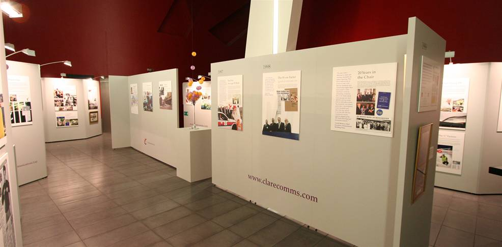 Exhibition Stand Wall Panels : Portable exhibition walls the image group manchester
