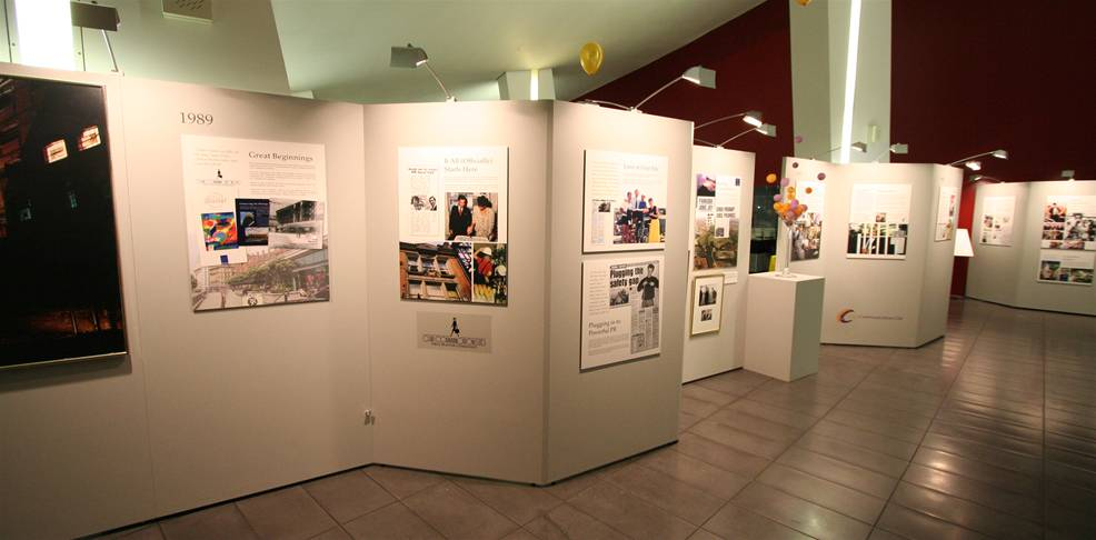 Portable Exhibition Walls Image 3