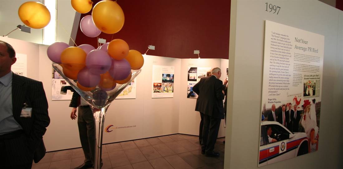 Portable Exhibition Walls Image 5