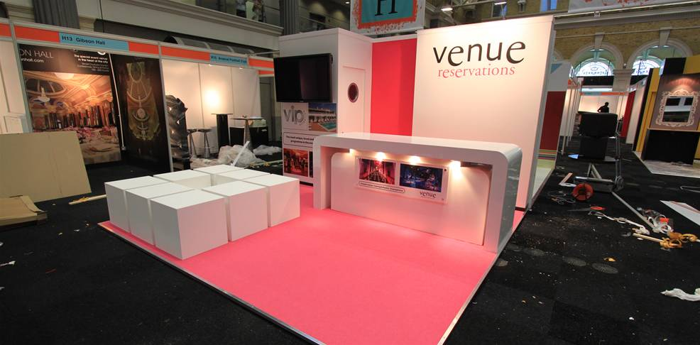 Small Exhibition Stand Hire : Small exhibition stands the image group manchester