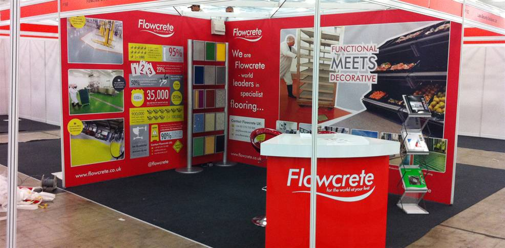 Exhibition Stand Builders Manchester : Small exhibition stands the image group manchester