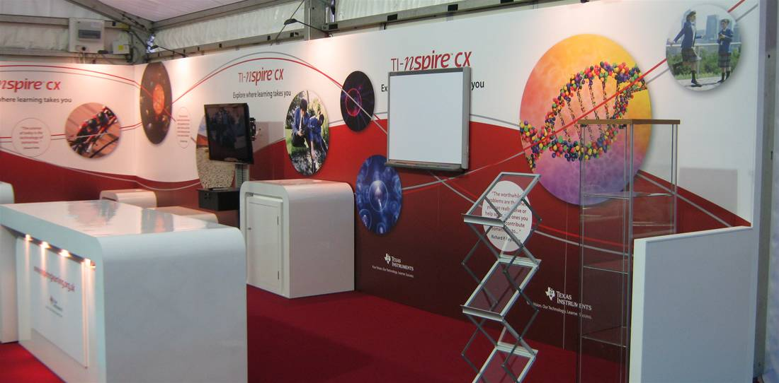 Small Exhibition Stands Image 10