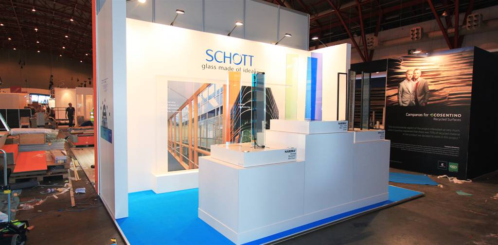 Exhibition Shell Yard : Small exhibition stands the image group manchester
