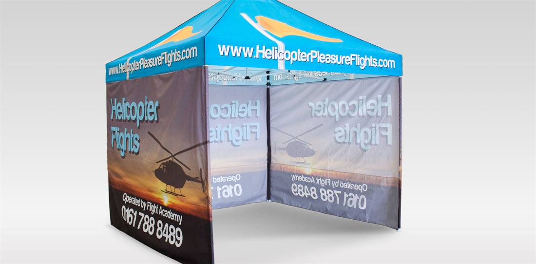Custom Printed Gazebos Image 16