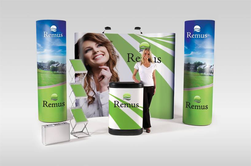 Benefits of Pop-up display stands over traditional banners Image 2