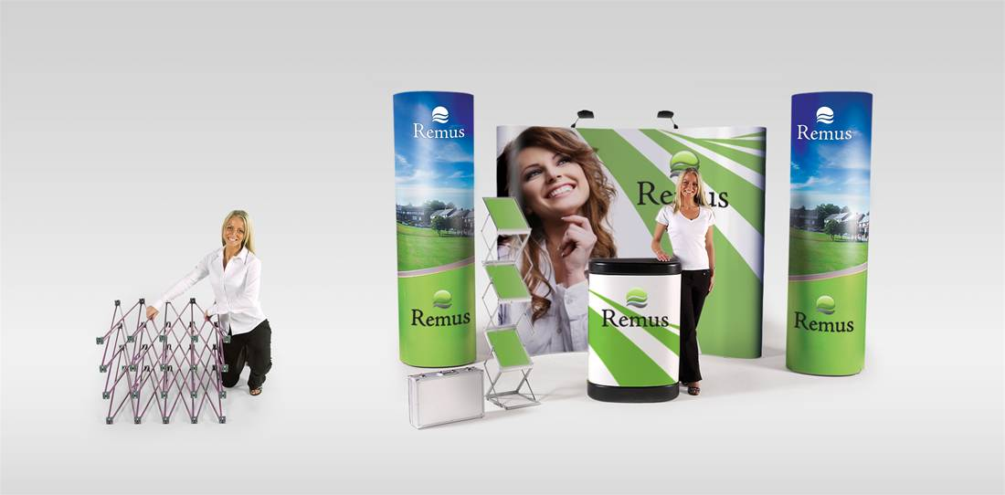 Pop-Up Display Bundle 4 Image 1