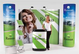 Pop-Up Display Bundle 4