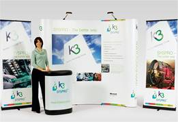 Pop-Up Display Bundle 8