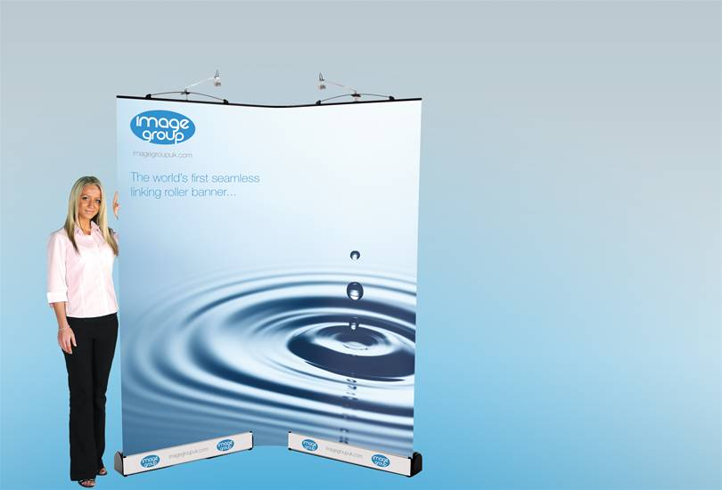 An innovative new Roller Banner from Image Group... Image 2