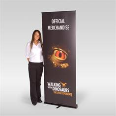 Image for Roller banners are much more than a commercial advertising solution Story