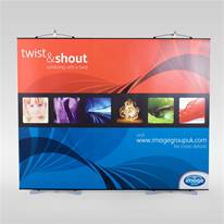 Twist Graphic Wall System