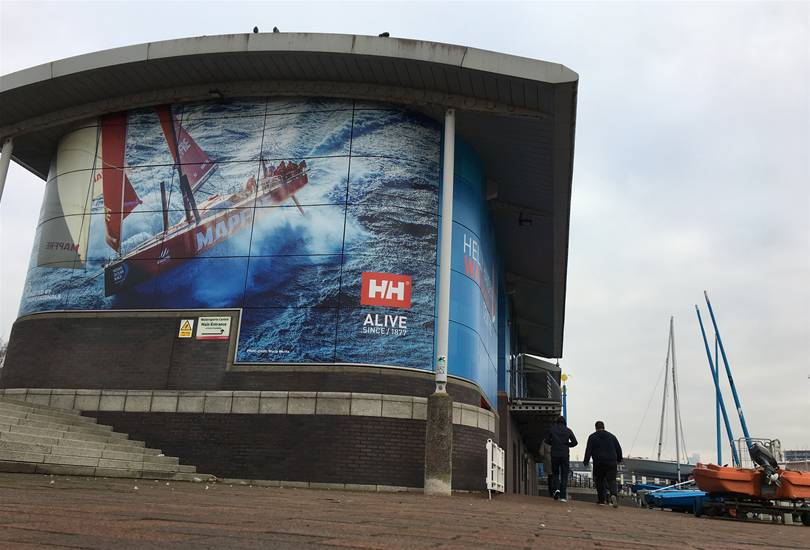 Image Group on site for Helly Hansen Watersports Centre Image 2