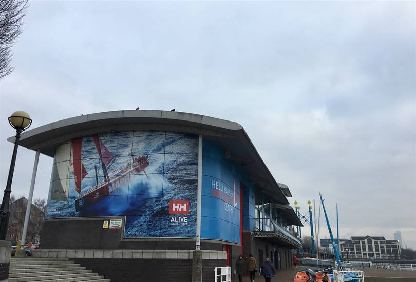 Image Group on site for Helly Hansen Watersports Centre Image 3