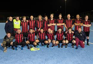 Image for Image Group All Stars v Manchester City Staff Team Story