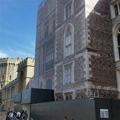 Image for A Royal Wrap at Windsor Castle Story