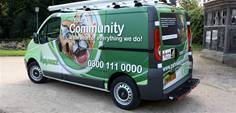 Image for Show off your business in 2019 with commercial vehicle wraps Story
