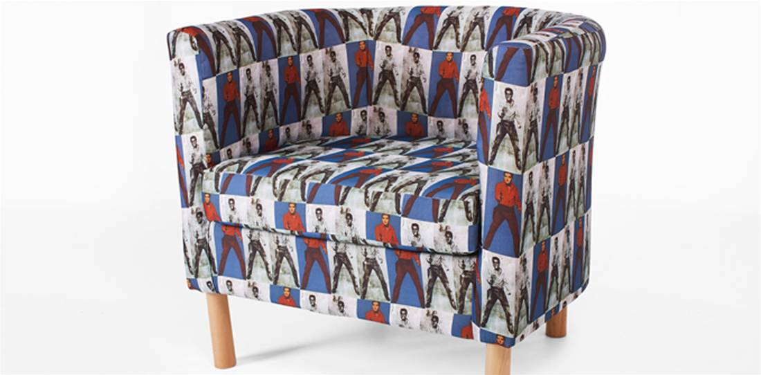 Custom Printed Chair Covers Image 2