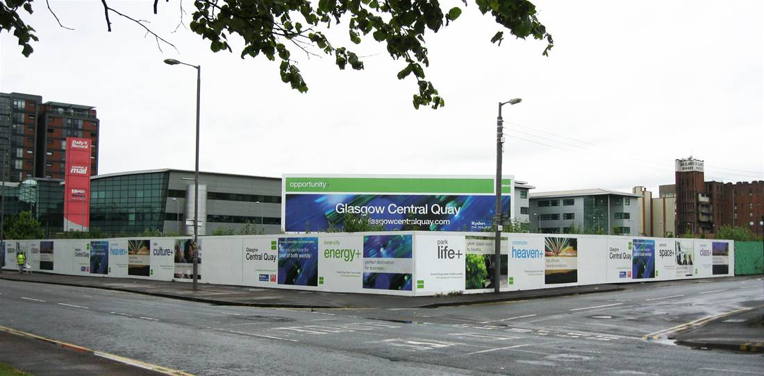 Getting the most out of Printed Site Hoardings Image 11