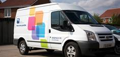 Image for Boost your business's reputation in your area with van wraps Story