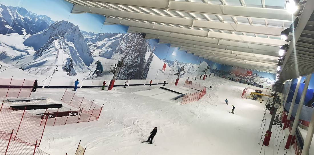 The Snow Centre - A Sub-zero Adventure Image 1